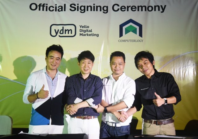 Computerlogy joins Korea's YDM group aiming SEA's No.1 Social Media Marketing Solution Provider